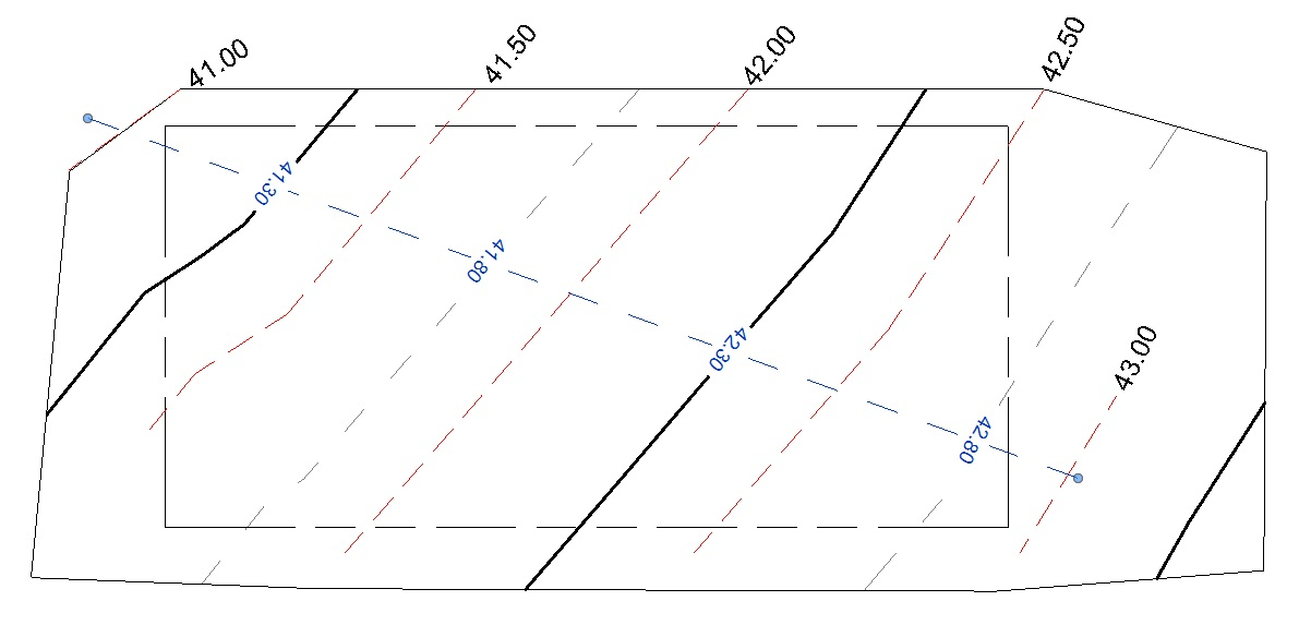 Changing Contour Lines Designisch
